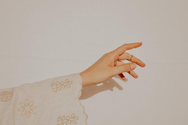 手首のイメージ