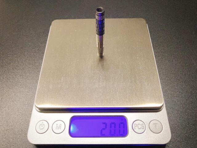 【ダイナスティー エーフロー リベルタス】の形状・カット・デザイン・重心・重さ・長さ・スペック