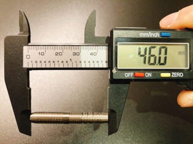 【ユニコーン コンテンダー 佐藤かす美プロモデル】の形状・カット・デザイン・重心・重さ・長さ・スペック