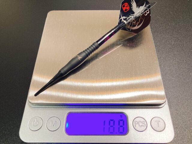 【BASARA 達磨】の形状・カット・デザイン・重心・重さ・長さ・スペック