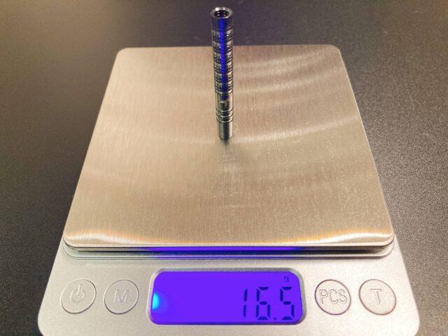 【BASARA 刹那】の形状・カット・デザイン・重心・重さ・長さ・スペック
