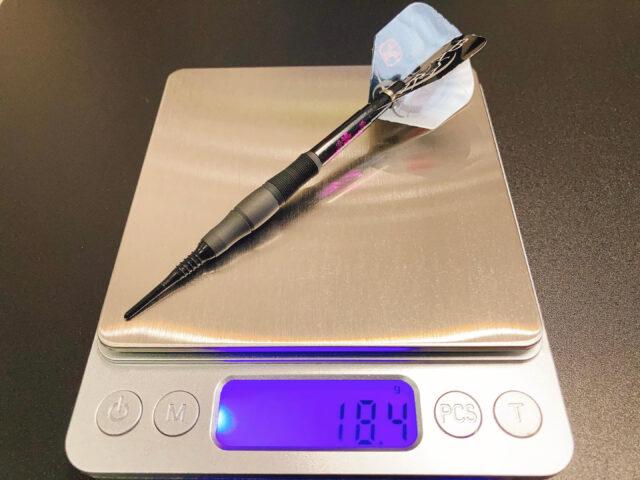 【BASARA 蕾】の形状・カット・デザイン・重心・重さ・長さ・スペック