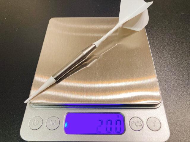 【グラビティ ランス】の形状・カット・デザイン・重心・重さ・長さ・スペック