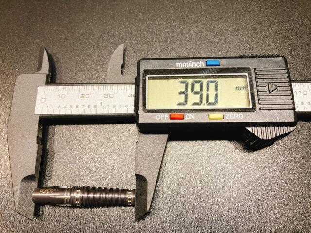 【ターゲット パイロG7】の形状・カット・デザイン・重心・重さ・長さ・スペック