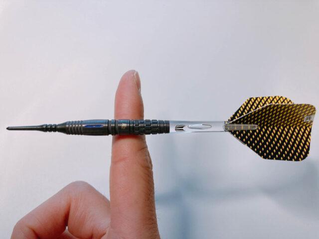 ターゲット ソロG4 K2のセッティング重心